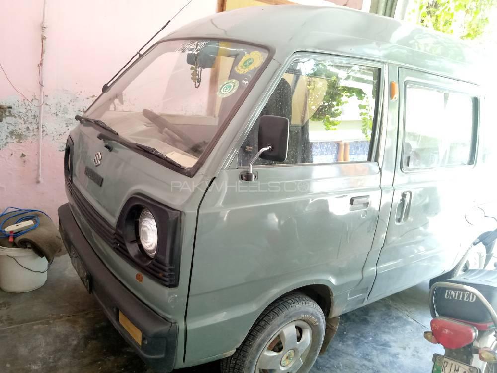 Suzuki Bolan VX (CNG) 2002 Image-1