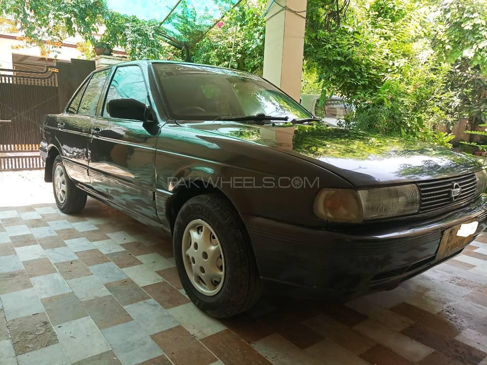 Nissan Sunny JX 1991 Image-1