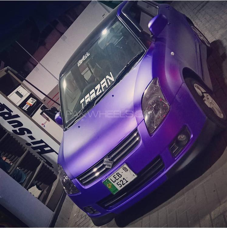 Suzuki Swift - 2018  Image-1