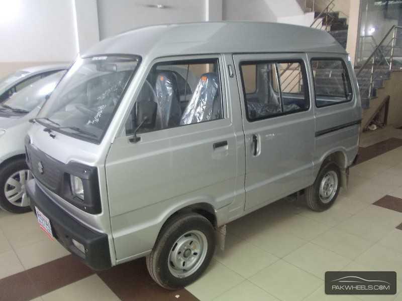 Suzuki Bolan VX Euro II 2014 Image-2