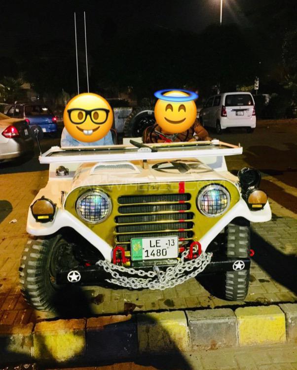 Jeep M 825 - 2013  Image-1