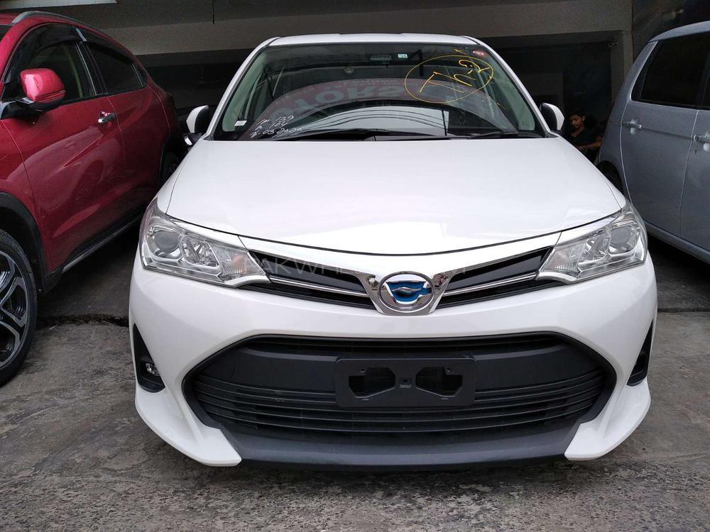 Toyota Corolla Fielder Hybrid 2018 Image-1