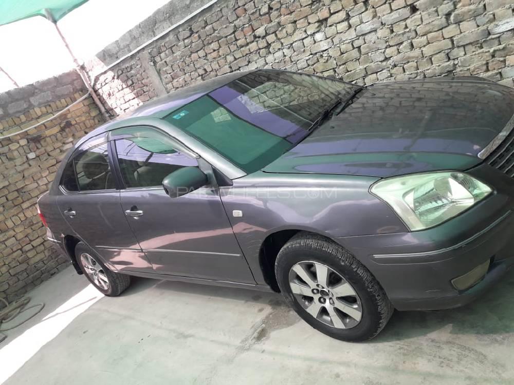 Toyota Premio 2002 Image-1