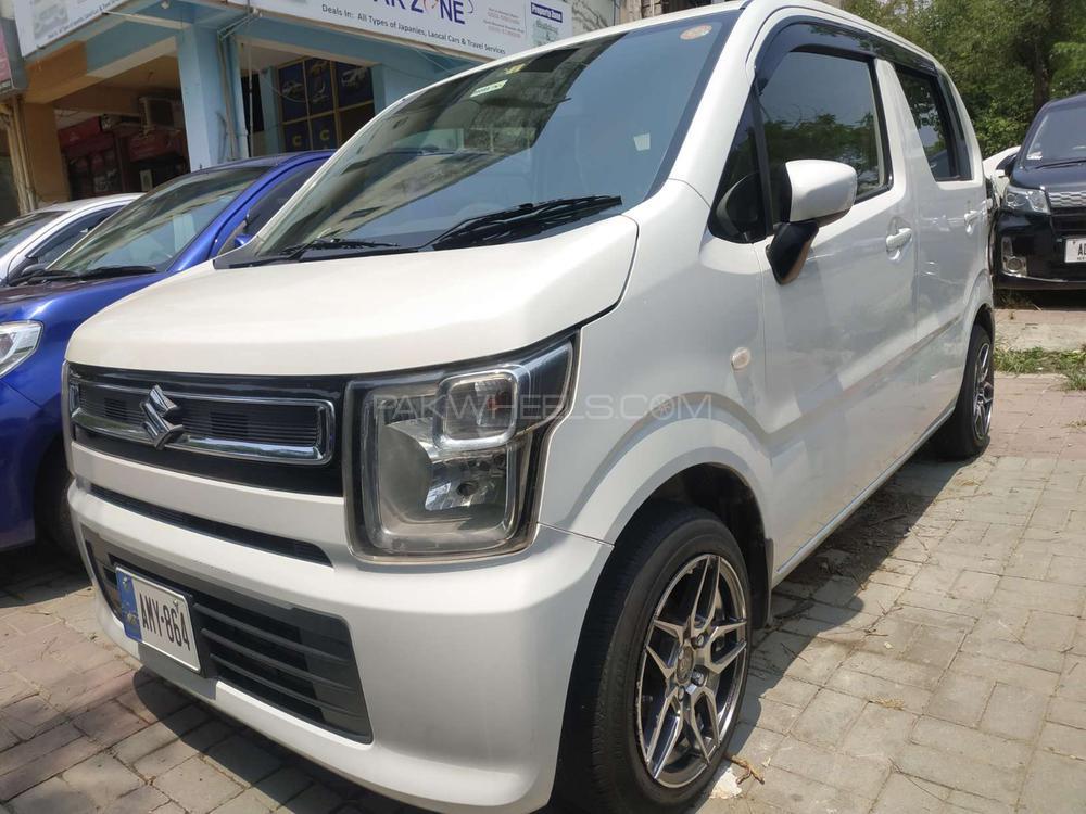 Suzuki MR Wagon X 2017 Image-1
