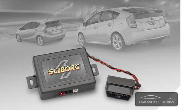 Toyota Automatic Door Locking System(Plug N Play) Image-1