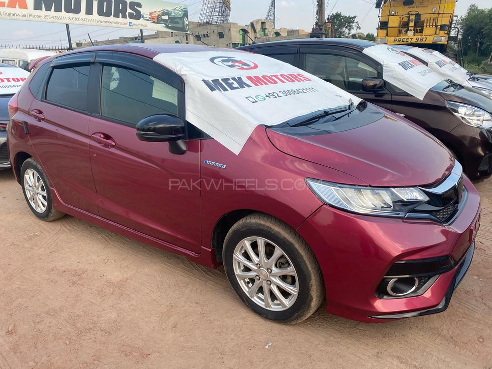 Honda Fit 1.5 Hybrid S Package 2017 Image-1