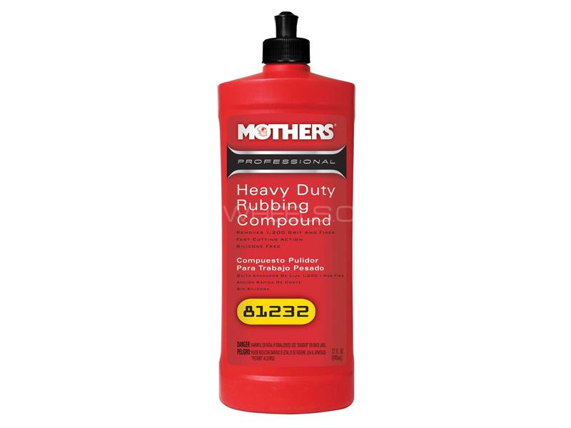Mothers Heavy Duty Rubbing Compound 32 oz in Lahore