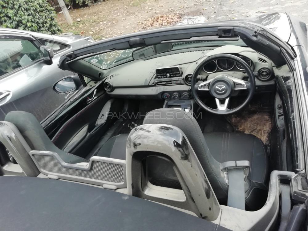 Mazda Mx5 - 2015  Image-1