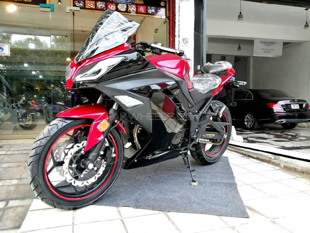 Chinese Bikes OW Ninja 250cc 2020 Image-1