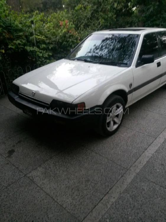 Honda Accord EX 1986 Image-1