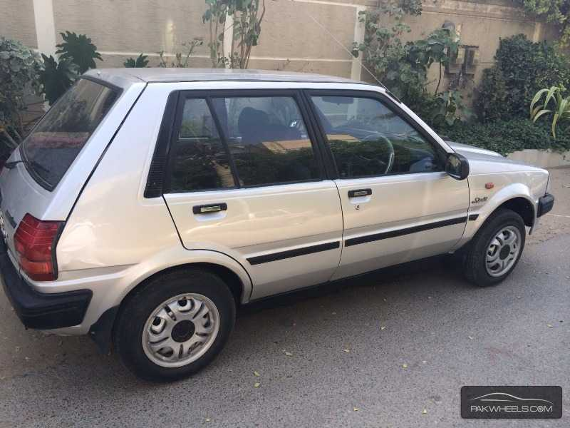 toyota starlet 1988 for sale in karachi pakwheels