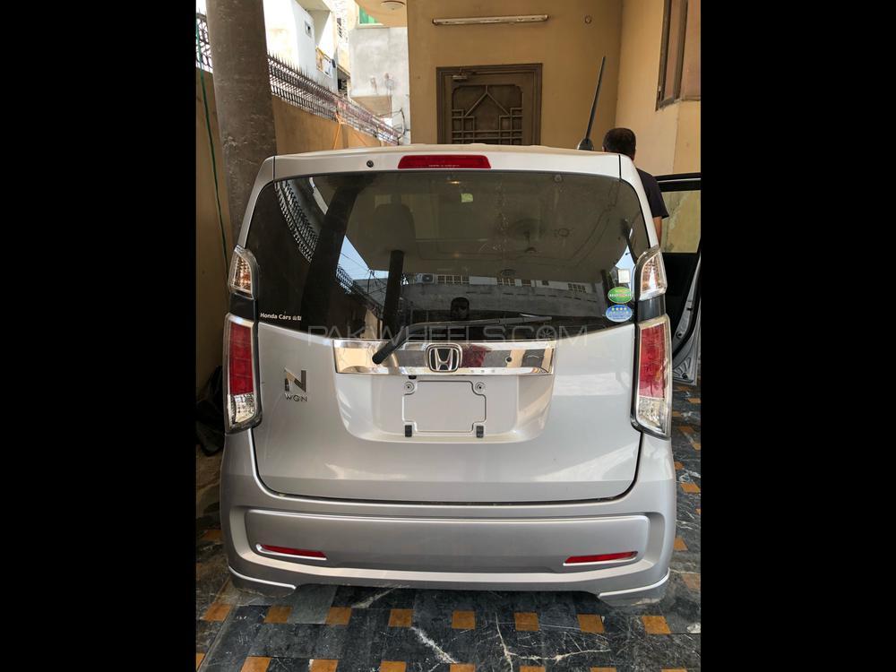 Honda N Wgn G L Package 2017 Image-1