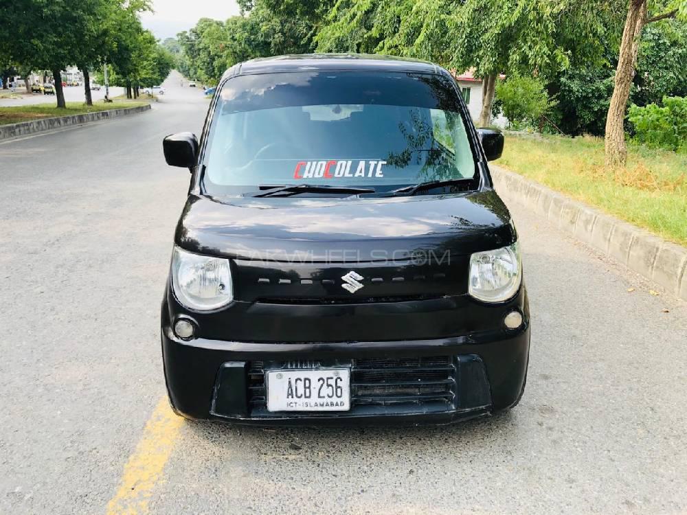 Suzuki MR Wagon ECO-X 2012 Image-1