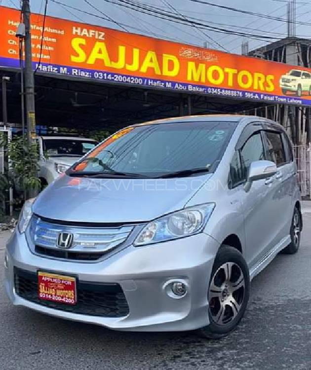Honda Freed + Hybrid EX 2011 Image-1