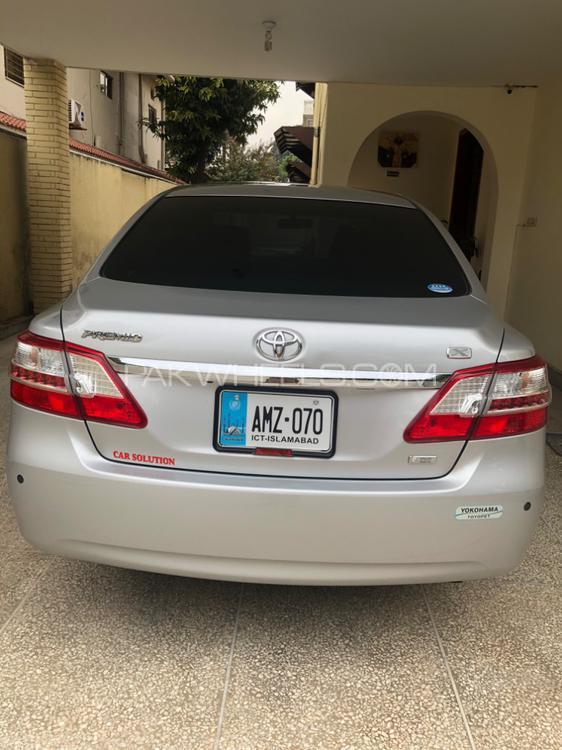 Toyota Premio X EX Package 1.8 2015 Image-1