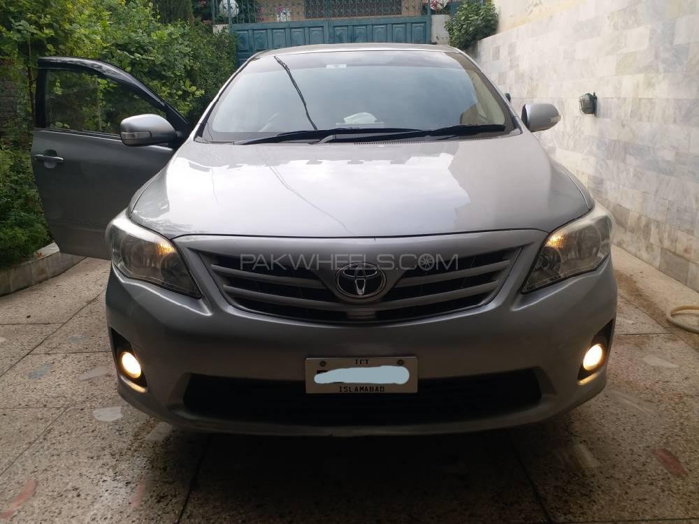 Toyota Corolla Altis Cruisetronic 1.6 2014 Image-1