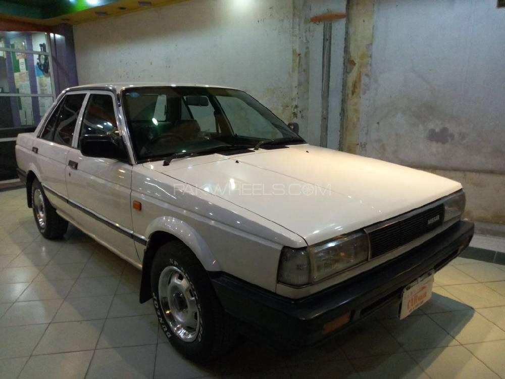 Nissan Sunny LX 1997 Image-1