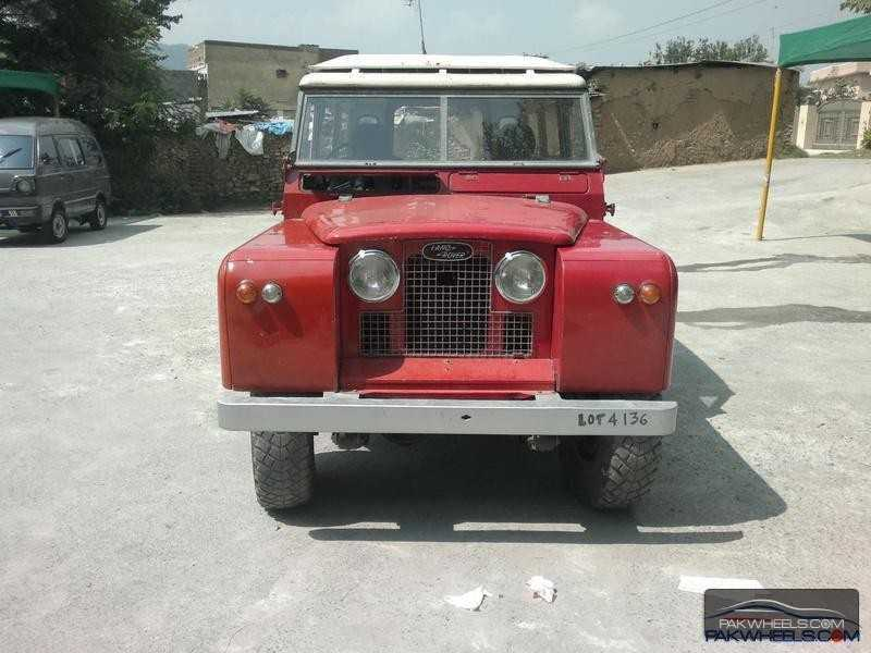 Land Rover Other 1966 Image-2