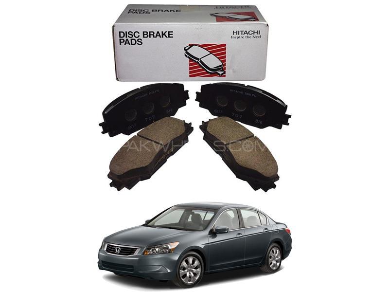Honda Accord 2008-2012 Hitachi Front Brake Pads - HF768M Image-1