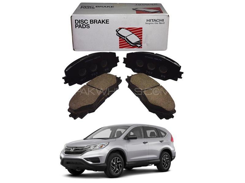 Honda Crv 2012-2018 Hitachi Front Brake Pads - HF716M Image-1
