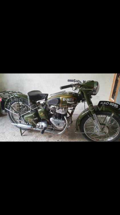 Triumph Other - 1957  Image-1