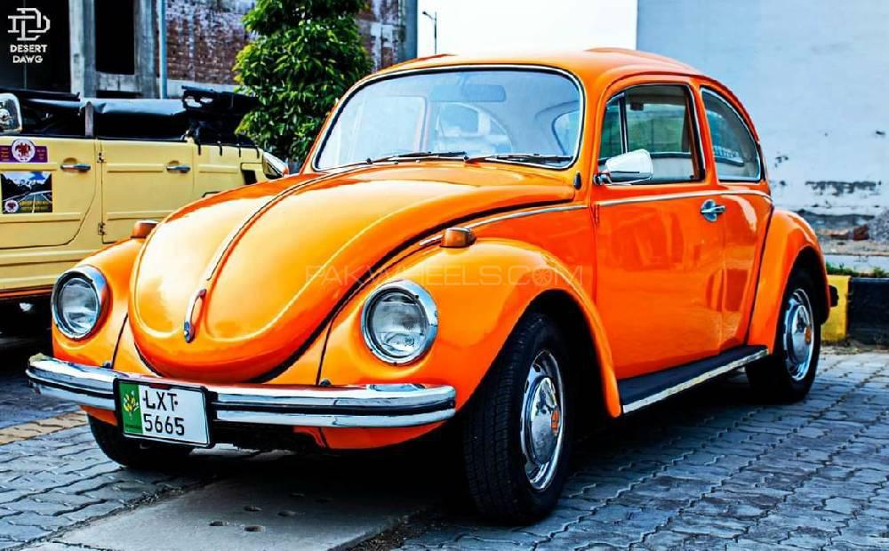 ووکس ویگن بیٹل 1200 1970 Image-1
