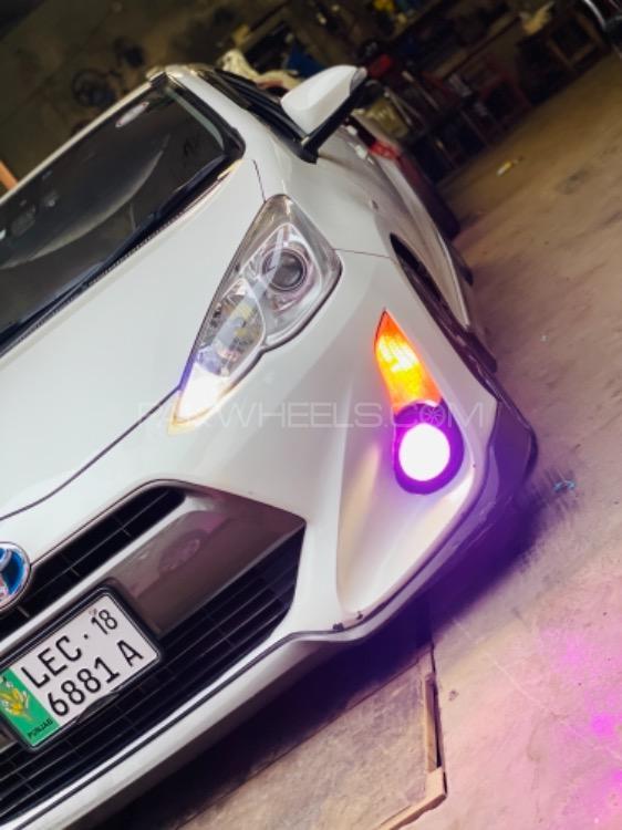 Toyota Aqua - 2018  Image-1