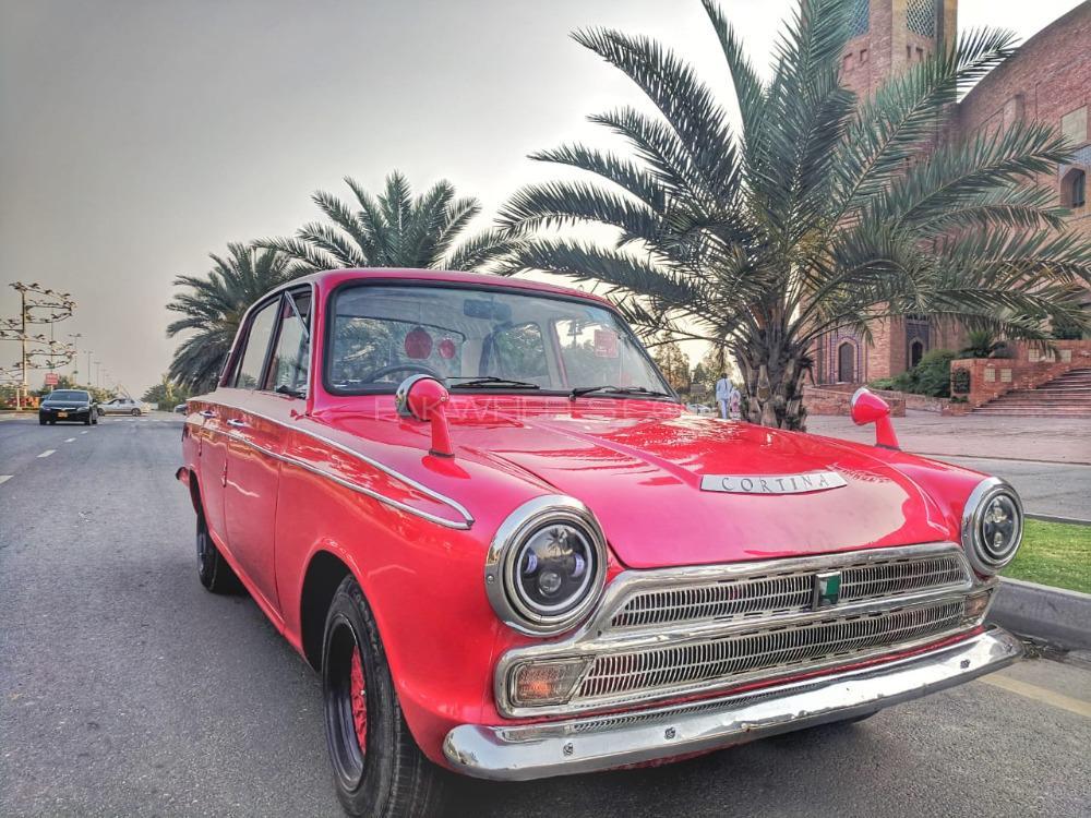 Ford Cortina - 1965  Image-1