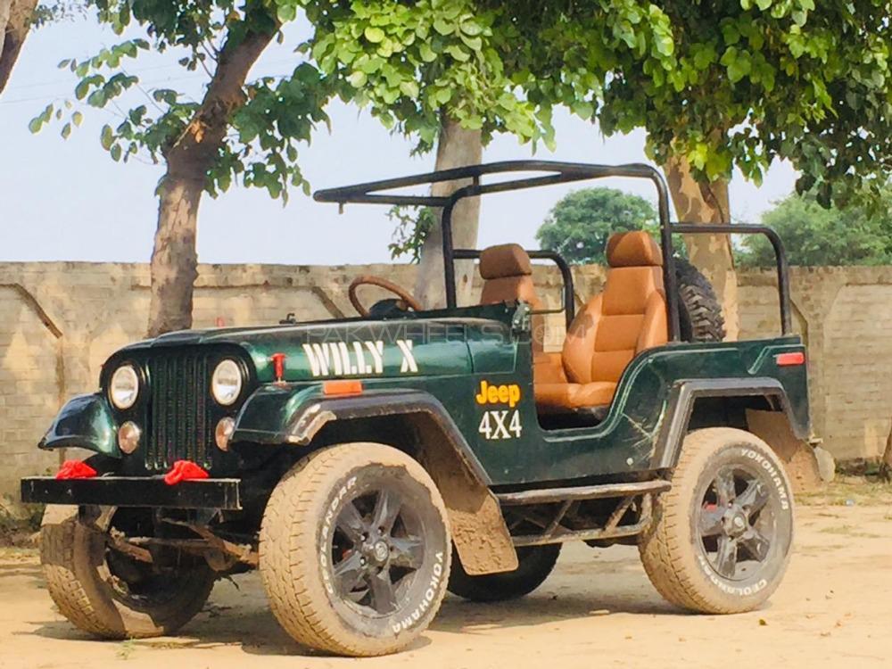 Jeep CJ 5 - 1962  Image-1
