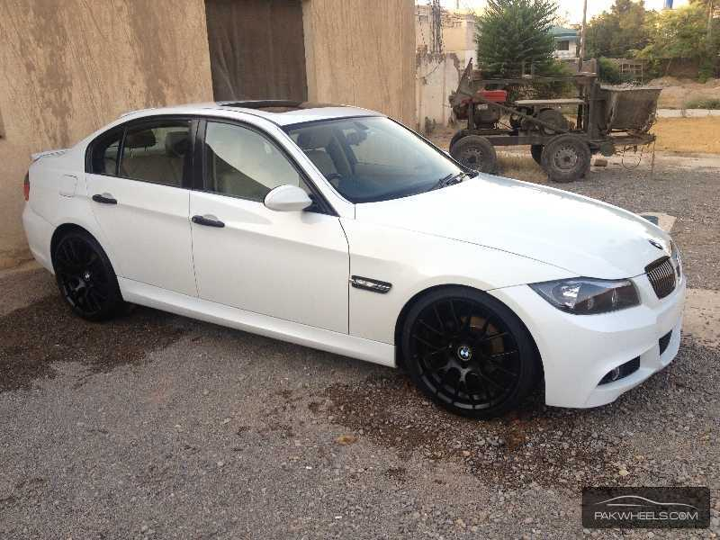 used bmw 3 series 320i 2006 car for sale in islamabad. Black Bedroom Furniture Sets. Home Design Ideas