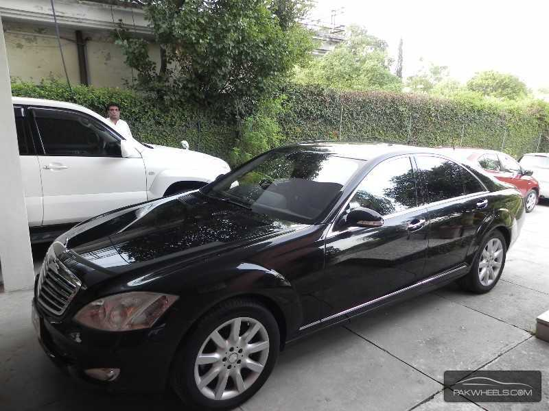 Mercedes benz s class s 500 4matic 2007 for sale in for 2007 mercedes benz s550 4matic