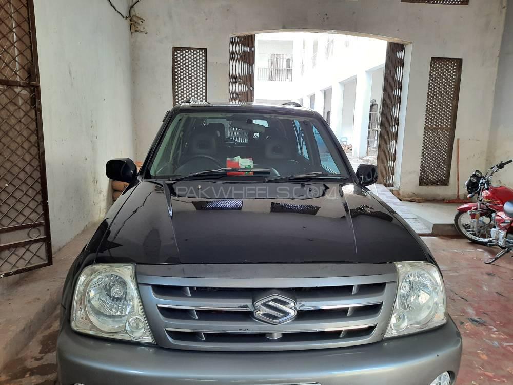Suzuki Vitara XL 7 2006 Image-1
