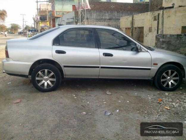 Honda accord 1996 for sale in islamabad pakwheels for Used car commercial 1996 honda accord