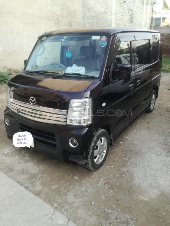 Mazda Scrum Wagon PZ TURBO 2011 Image-1