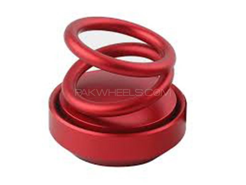 Spiral Car Perfume - Red Image-1