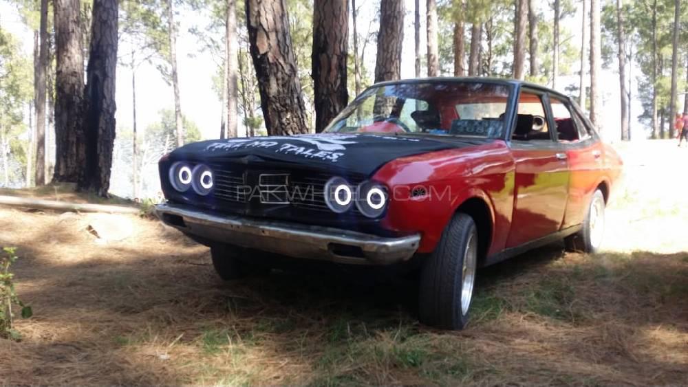 Toyota Mark II 1975 Image-1