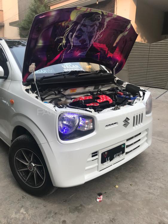 Suzuki Alto - 2019  Image-1