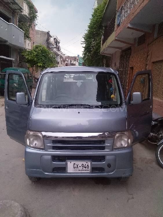 Honda Vamos G 2006 Image-1