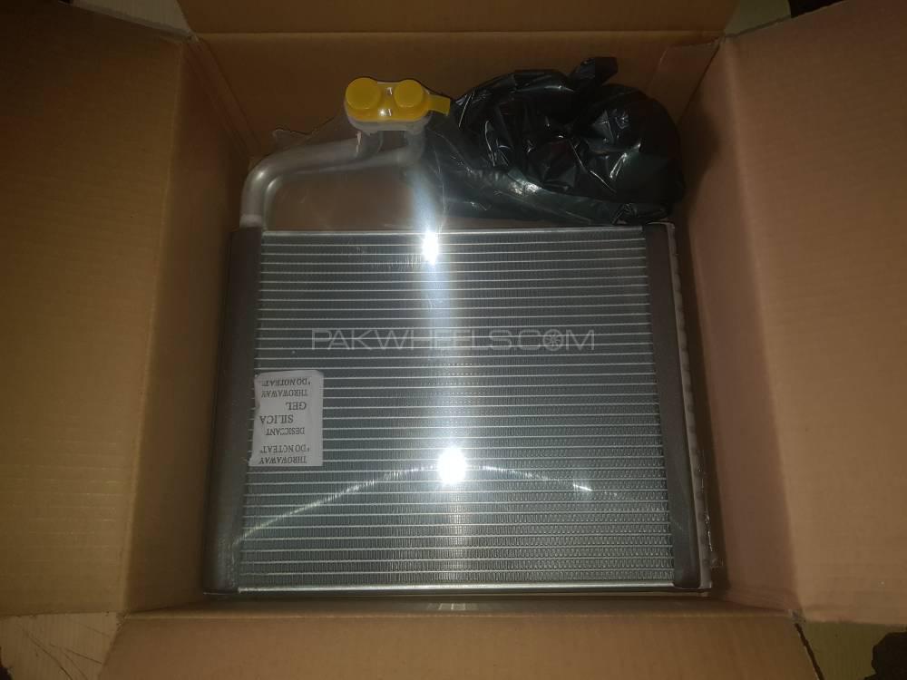 honda civic evaporator air conditioning Image-1