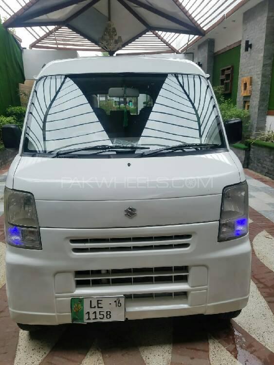 Suzuki Every Wagon JP Turbo Limited 2016 Image-1