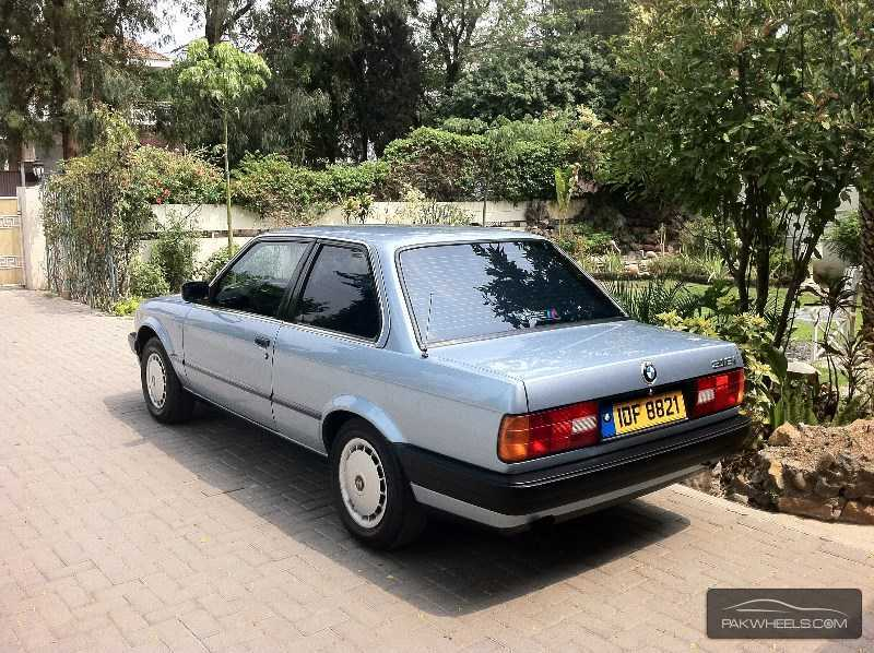 BMW 3 Series 318i 1989 for sale in Islamabad  PakWheels