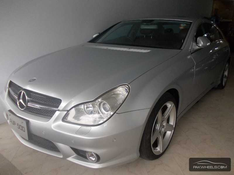 Mercedes benz cls class cls500 2006 for sale in islamabad for Mercedes benz cls class for sale