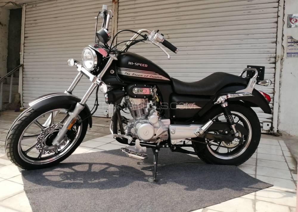 چینی موٹر سائیکل دیگر 2020 Image-1