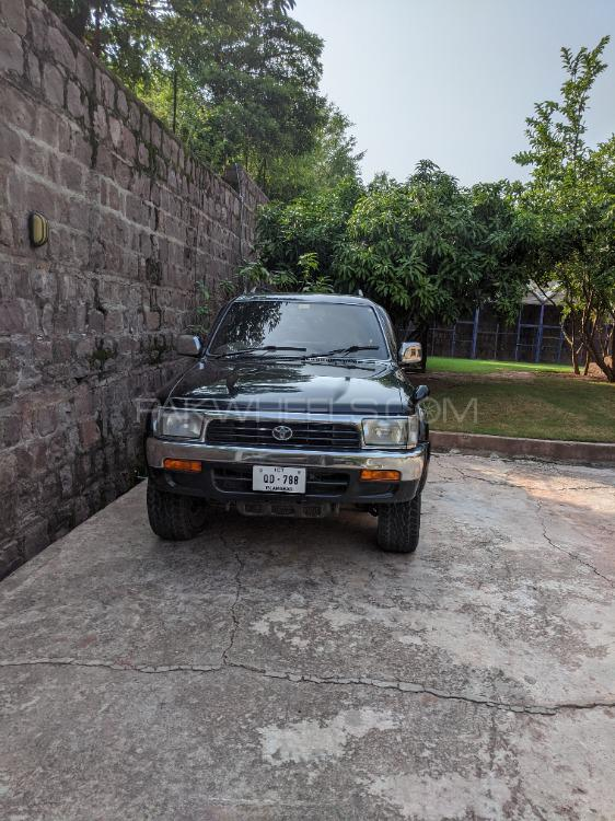 Toyota Surf SSR-X 2.7 1992 Image-1