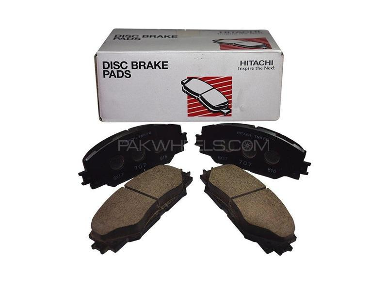 Kia Classic Hitachi Front Brake Pads Set - HF701 in Lahore