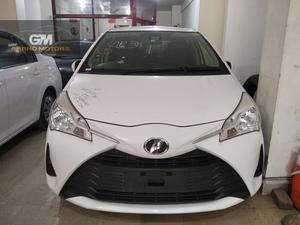 Used Toyota Vitz F 1.0 2017