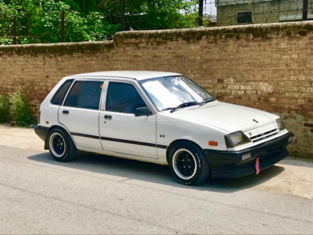 Suzuki Khyber - 2000  Image-1