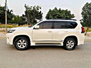 Toyota Land Cruiser Prado TXL