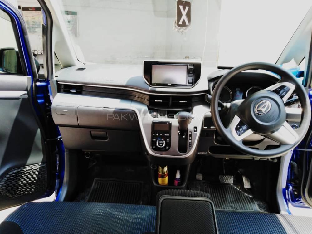 Daihatsu Move Custom RS 2016 Image-1
