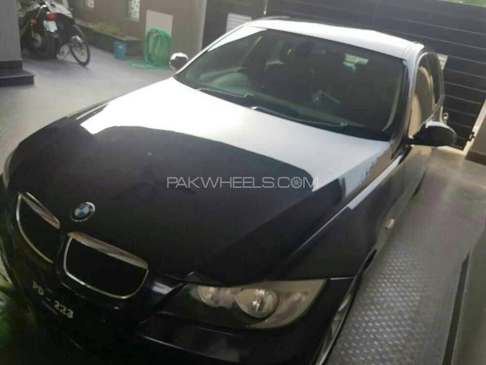 BMW 3 Series 330d 2006 Image-1